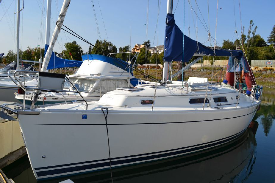 2006 Hanse 312 Sail Boat For Sale Boat Boats For Sale Sailing