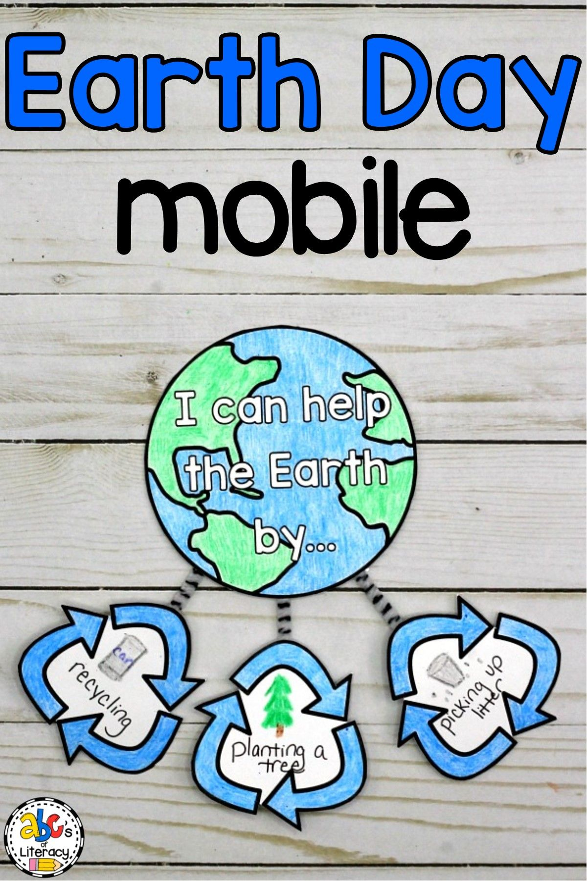 Earth Day Activities Earth Day Craft Writing Prompt Reader More Earth Day Activities Earth Day Crafts Earth Day Posters