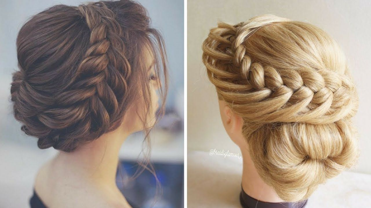 Easy And Stylish Beautiful Hairstyle For Long Hairs And Short Hairs Easy Hairstyles For Long Hair Easy Hairstyles Hair Styles