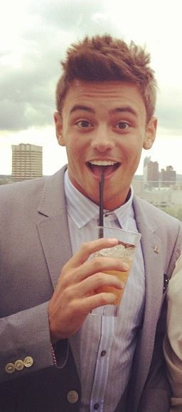 Tom Daley<---Why are you so adorable?!?!