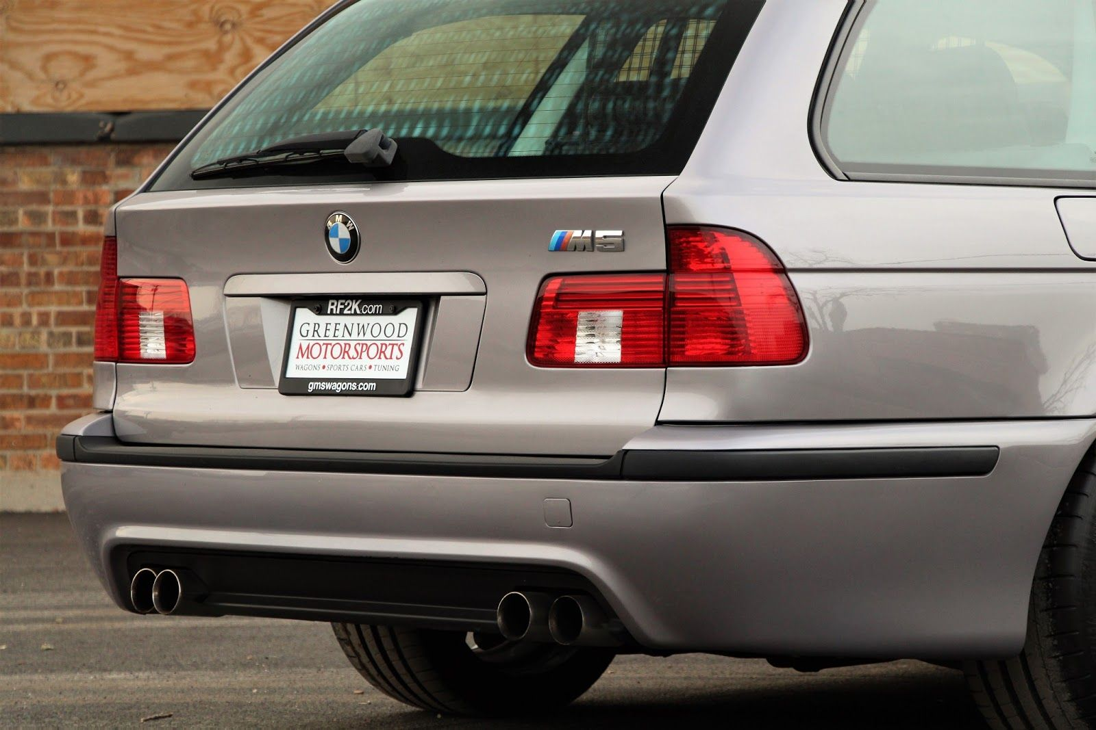 Bmw Never Made An M5 E39 Touring So This Guy Did It For You Bmw