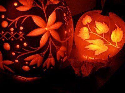 kuerbis zum halloween dekorieren dekoking com deko ideen. Black Bedroom Furniture Sets. Home Design Ideas