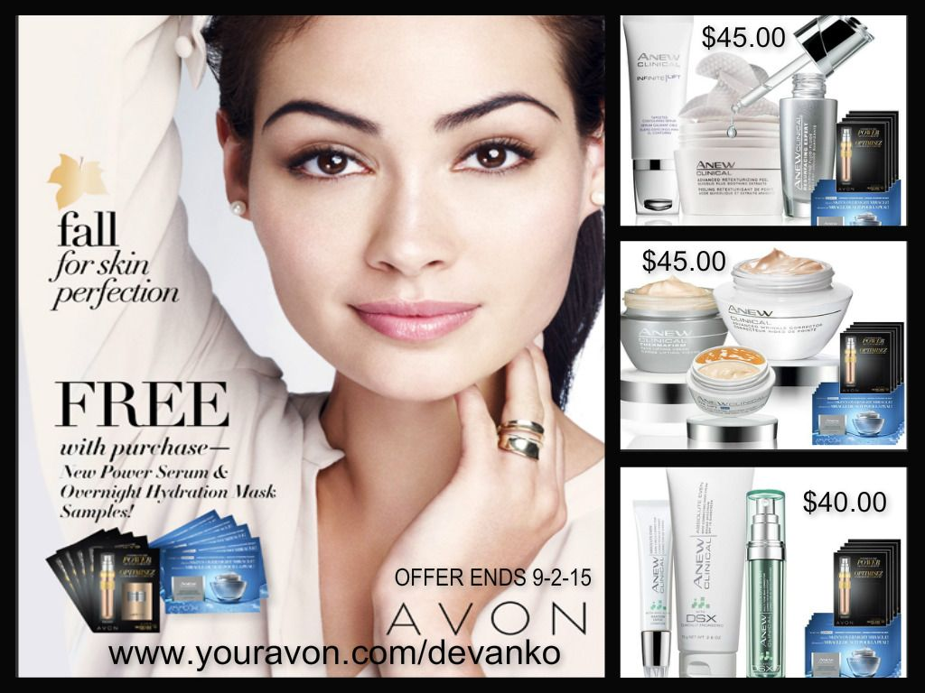 ANEW SPECIAL OFFER!! Receive 2 Packs of 5= 10 FREE SAMPLE