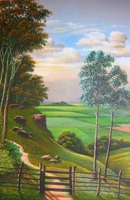 Imagenes Arte Pinturas Pinturas Hermosas Paisajes Pinturas