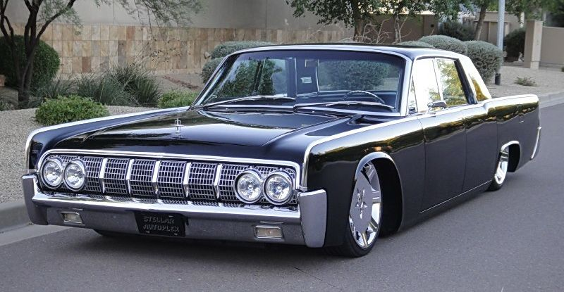 custom 1964 lincoln continental ebay motors blog classic cars pinterest. Black Bedroom Furniture Sets. Home Design Ideas