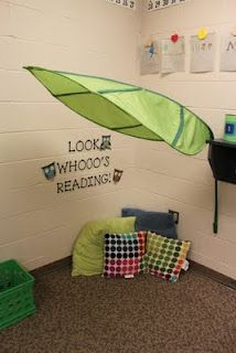 Simply Second Grade A View Of My Classroom Reading Nook Classroom Reading Corner Classroom Classroom Pictures