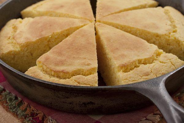 Country Corn Bread   mrfood.com