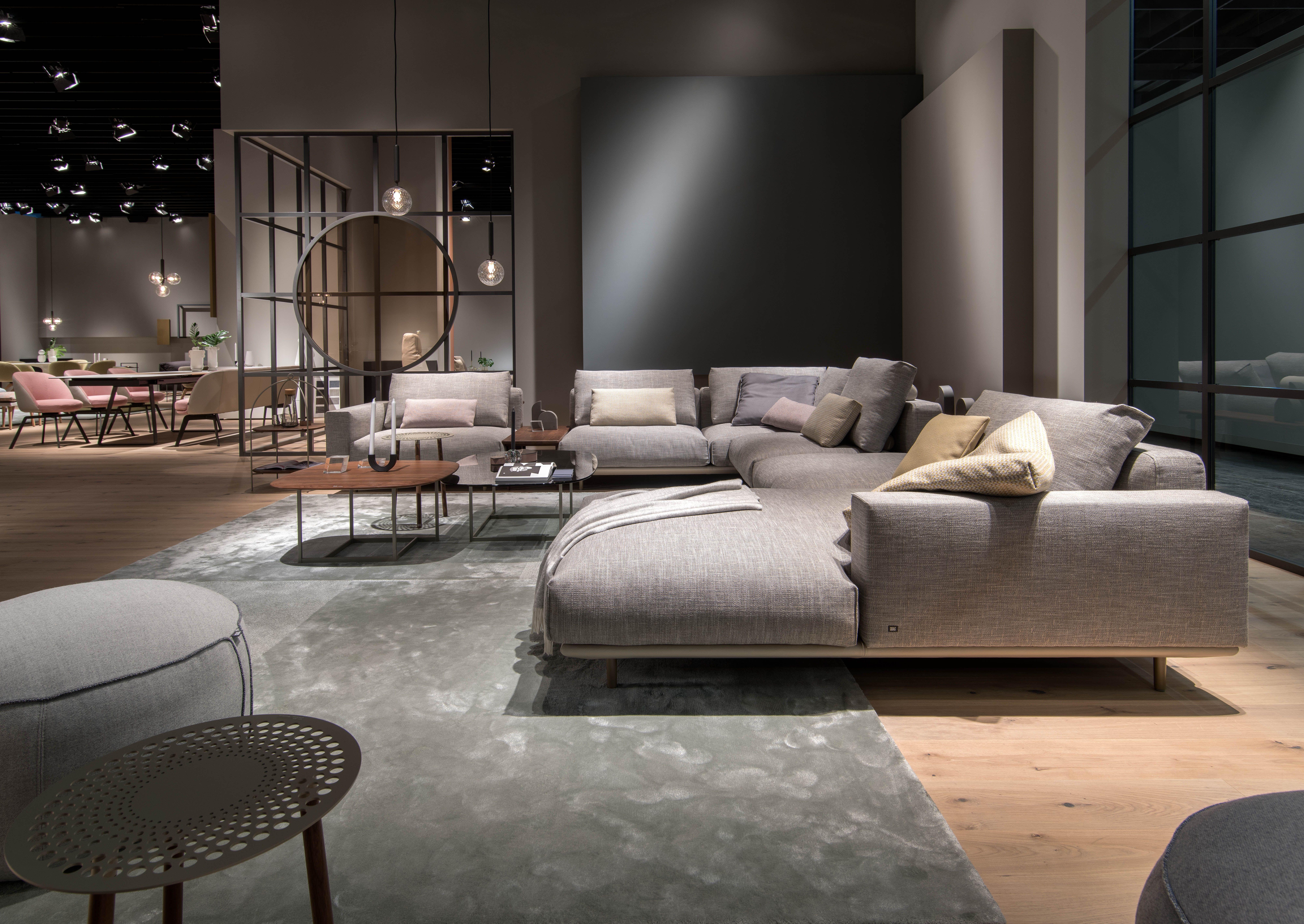 Rolf Benz Volo Sofa Set Furniture Modular Sofa