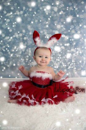 66add8edabf robe-tutu-Noël rouge oreille de lapin