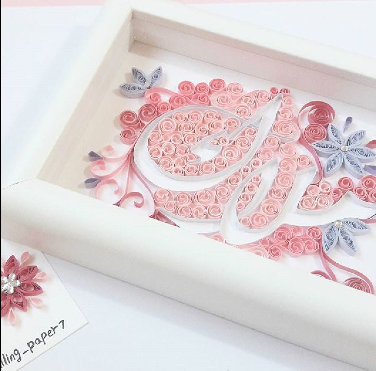 Malak Quilling Paper اعمال بالورق شغل يدوي اسم ملاك Paper Quilling Quilling Dress Sketches