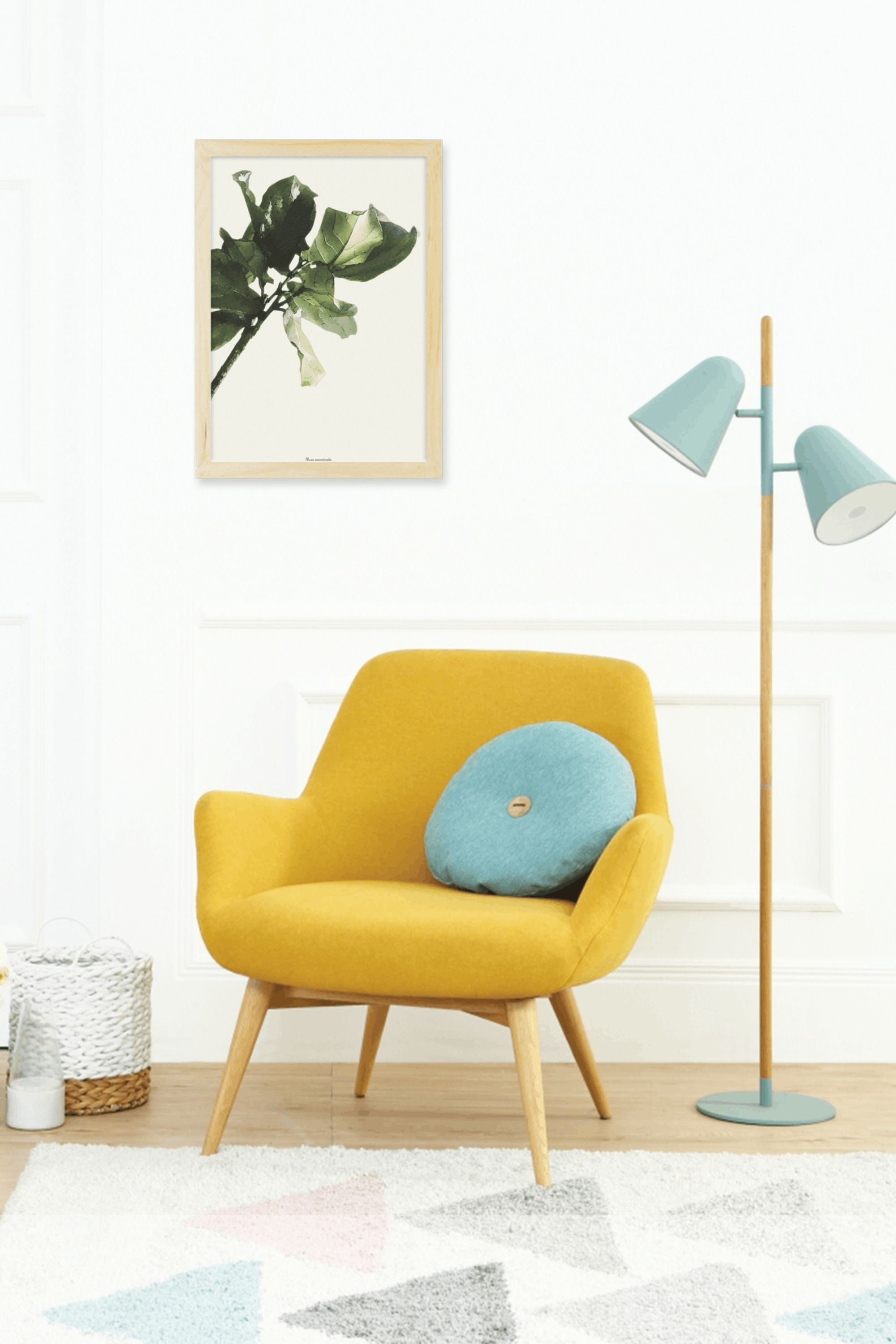 A Fun Way To Personalise Your Interior Space Is To Add Trendy Wall