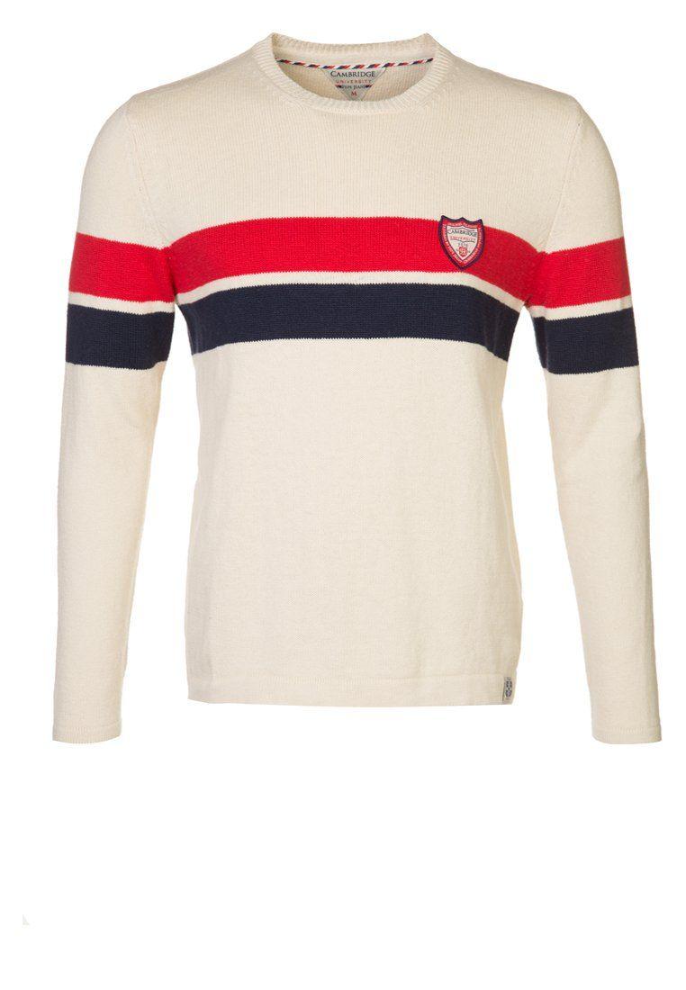 Pepe Jeans WASTDALE - Jersey de punto - blanco - Zalando.es