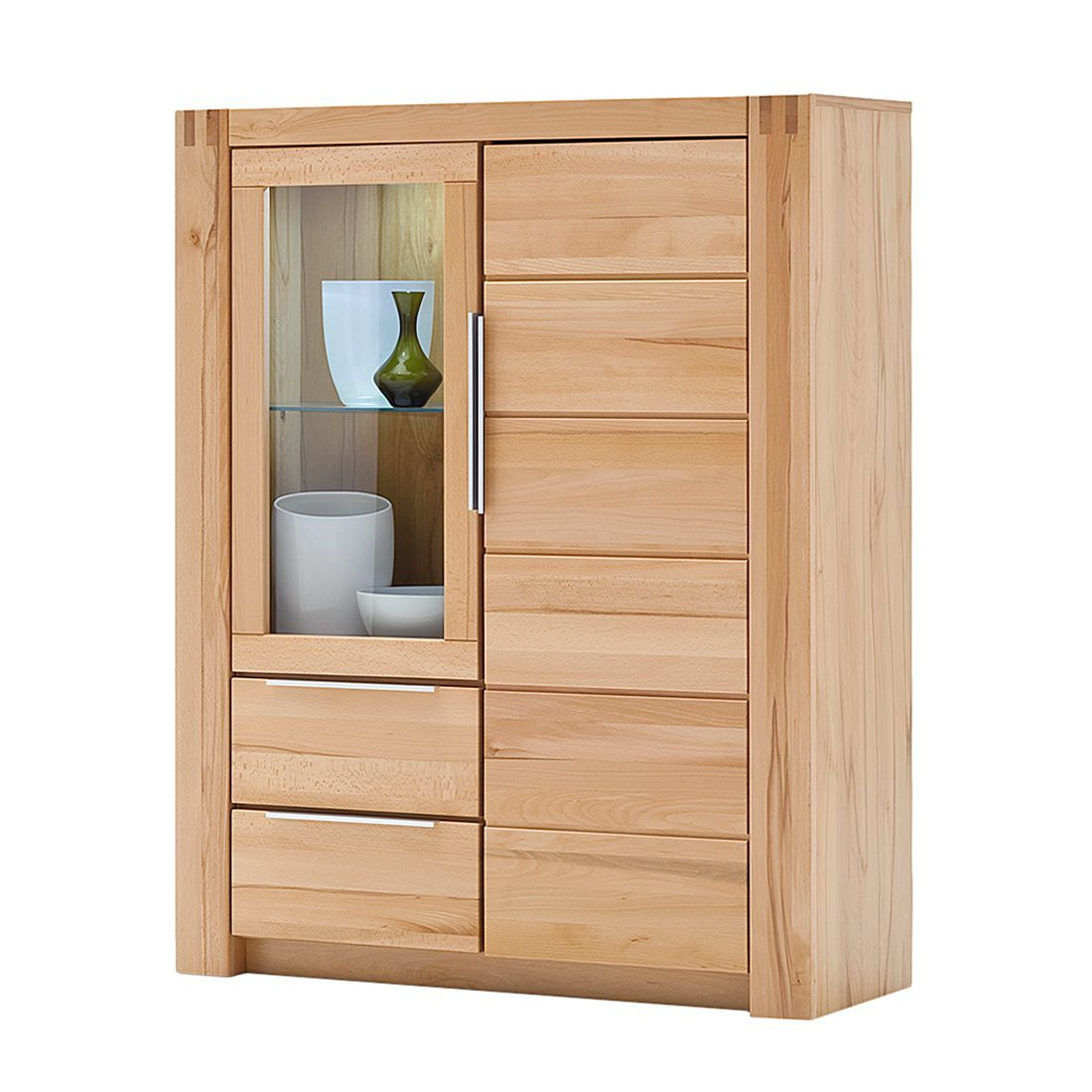 28 Kollektion Tv Schrank Buche Highboard Kernbuche