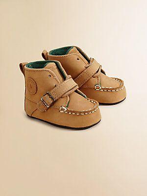 Infant's Ranger Hi Leather Boots