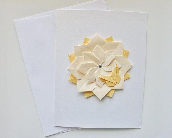 Origami Cardshandmade Card Setseeting Cardsrthday Cardsank