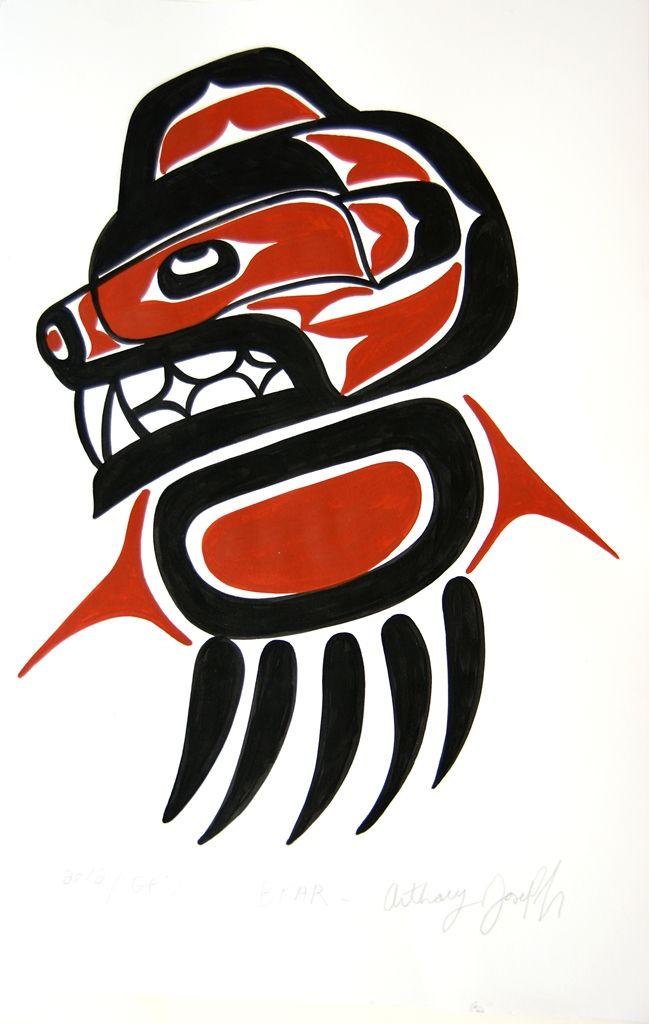 Canadian Indian Art Anthony Joseph Canadian Indian Art Amerikanische Kunst Ethnische Kunst Kunst