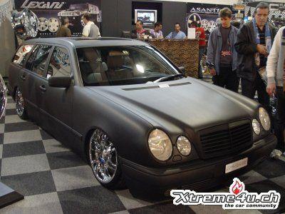 mercedes w210 tuning 5 fun cars mercedes benz cars. Black Bedroom Furniture Sets. Home Design Ideas