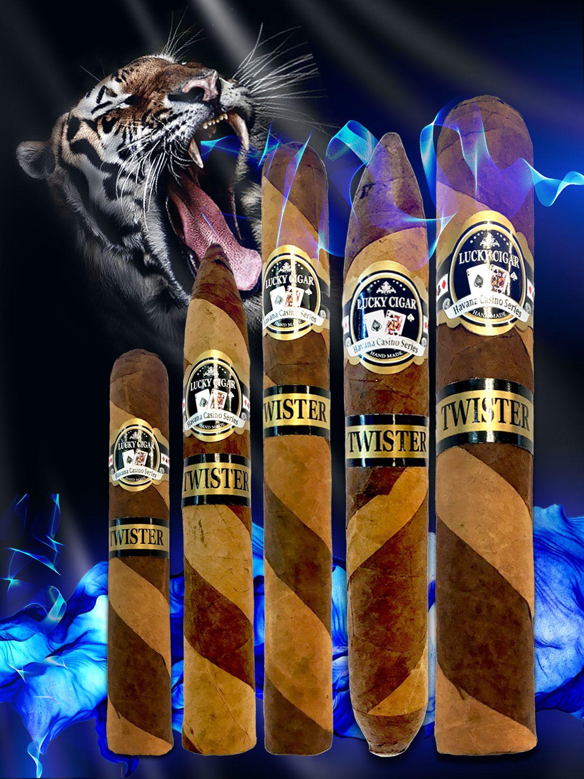 Cigar sample sets of
