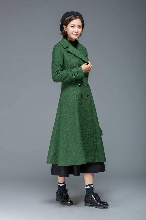 60db877aa41 Wool coat