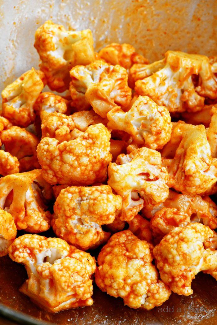 Air Fryer Buffalo Cauliflower Recipe Liven up your