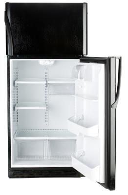 How To Reverse The Door Opening On A Frigidaire Refrigerator Refrigerador Viejo Como Limpiar La Nevera Electrodomesticos Negros