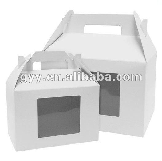 Gable Boxes With Windows Buy Gable Boxes Gift Boxes Paper Gable Box Gable Gift Boxes Product On Alibaba Com Gable Boxes Cardboard Lunch Boxes Box