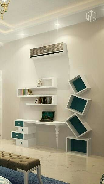Study Table Designs For Small Rooms: Pin By Abanti Mustafi On Bedroom