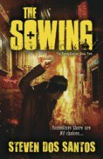 The Sowing ($7.69 Kindle), the second novel in The Torch Keeper series by Steven dos Santos [Flux]