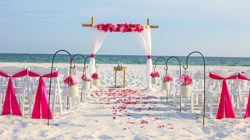 Enchanted Beach Weddings Destin Florida