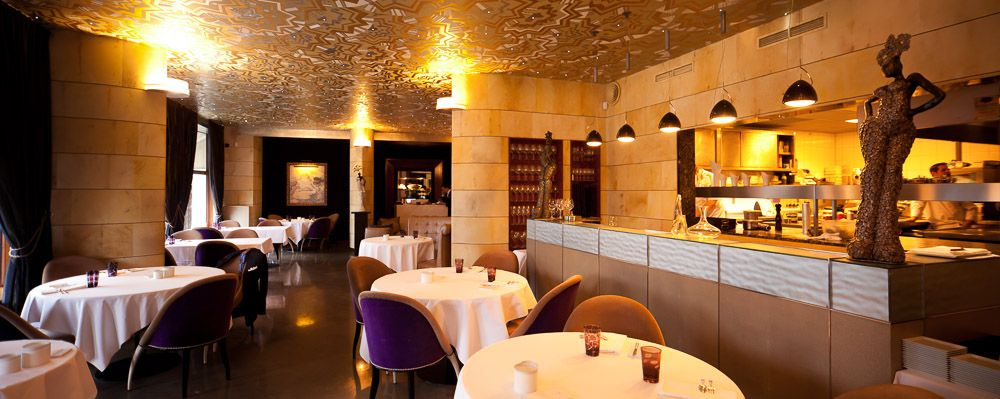 Culinaire en interieur fotografie voor restaurant fred for Interieur restaurant