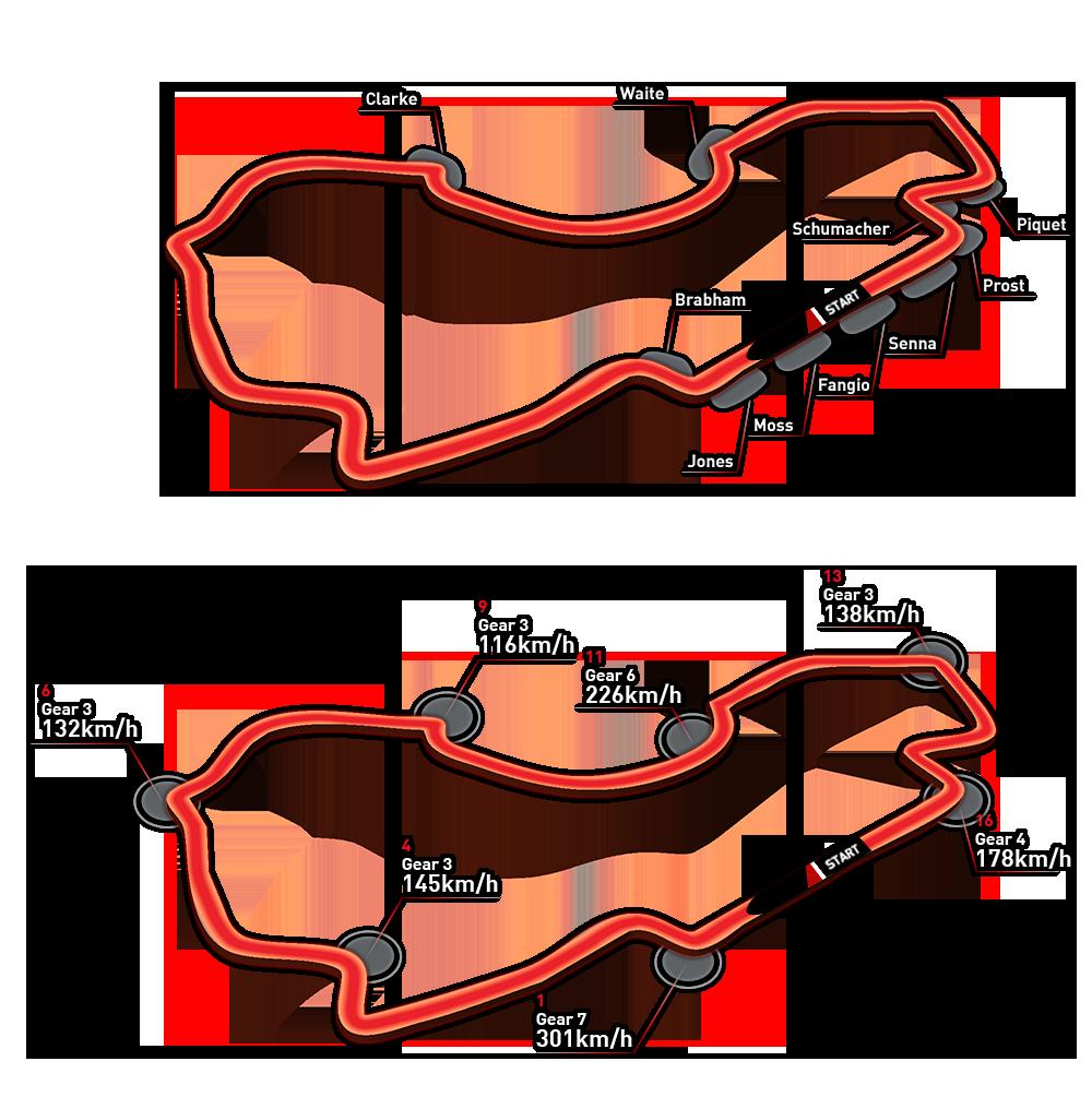 Australian Grand Prix - Albert Park Circuit. First race of the 2012 season 18th March. View the circuit guide: http://www1.skysports.com/formula1/grandprix/australia/circuit-guide