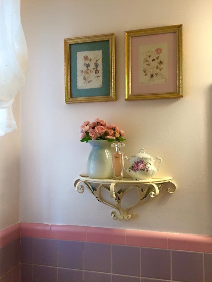 pinjane woodhouse on redo of my pink bathroomdon't