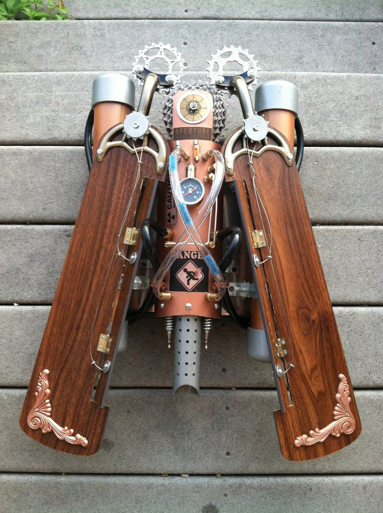 Steampunk Buzz Lightyear Jetpack mark 9a by umdhuan on DeviantArt