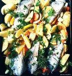 #Orada #fish #Grill #seafood #croatia #teasty