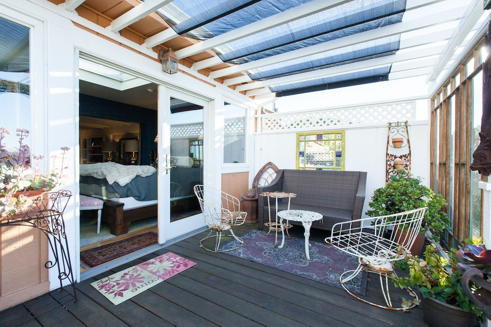 From Garage to Master Suite, Reinventing a Tiny Row House