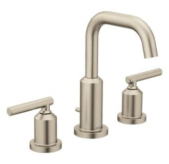 Photo of Moen Gibson Widespread Bathroom Sink Faucet – Includes Pop-Up Drain Trim, Less Rough In