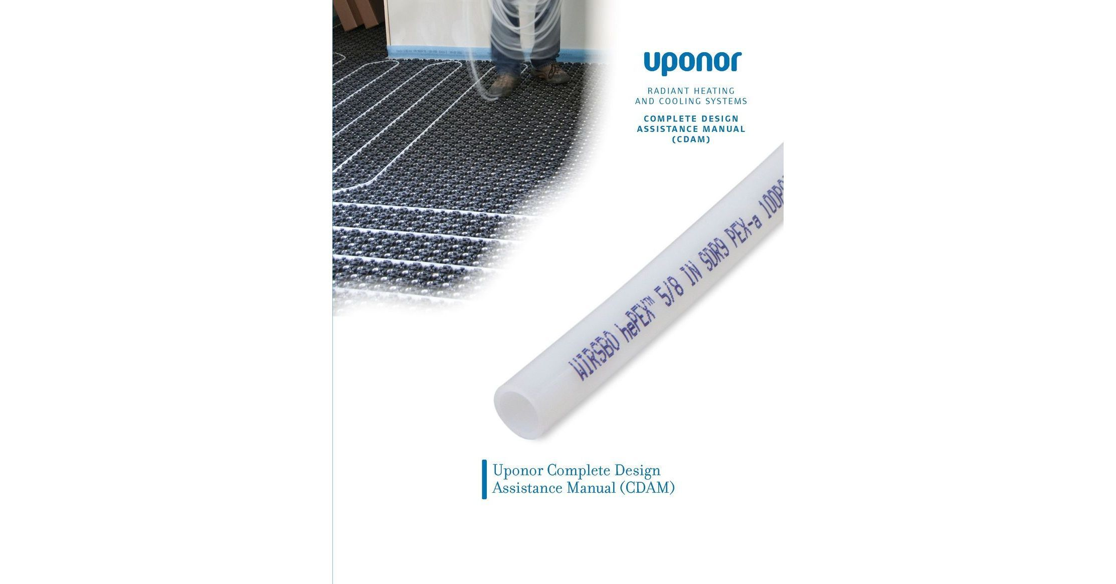 Complete Design Assistance Manual Cdam 7th Edition Pdf Radiant Heating System Heating Systems Design