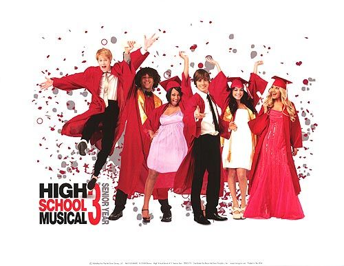 Image result for High school musical 3 poster