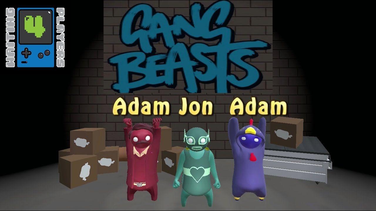 Gang Beasts For More Information... >>> http://bit.ly/29otcOB <<< ------- #gaming #games #gamer #videogames #videogame #anime #video #Funny #xbox #nintendo #TVGM #surprise #gamergirl #gamers #gamerguy #instagamer #girlgamer #bhombingamerica #pcgamer #gamerlife #gamergirls #xboxgamer #girlgamer #gtav