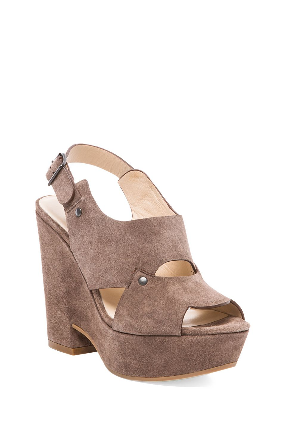 c55f347f918 See By Chloe Ankle Wedge in Steppe