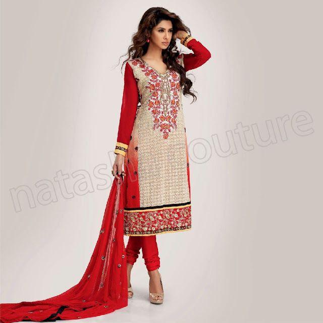 Best Shalwar Kameez Suit Designs Collection : Latest Salwar Kameez Designs