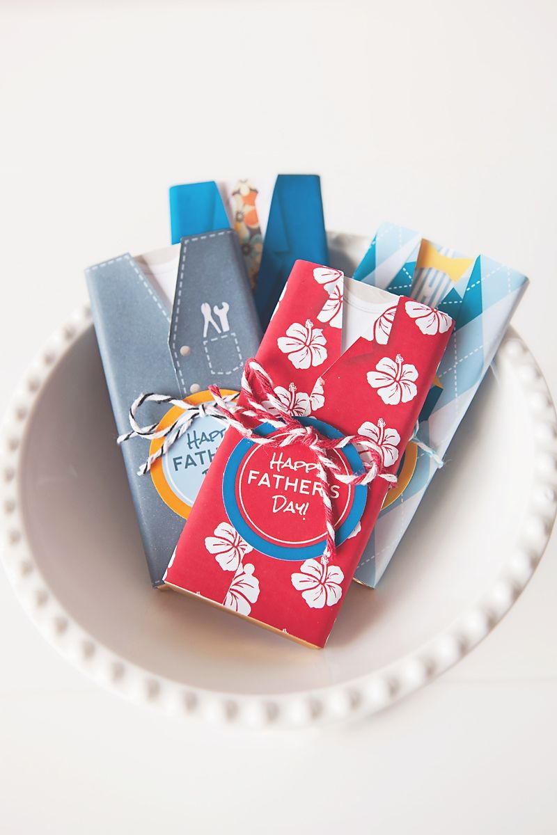 fathers day free printable candy bar wrappers design by sweet scarlet designs photo by sweet