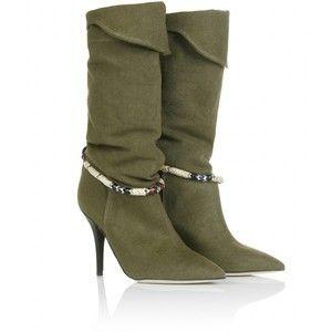 Isabel Marant Franklin Boots