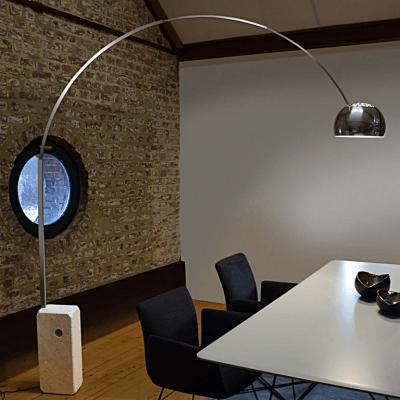 arco van flos designinterieur by vandermeeren interieurs