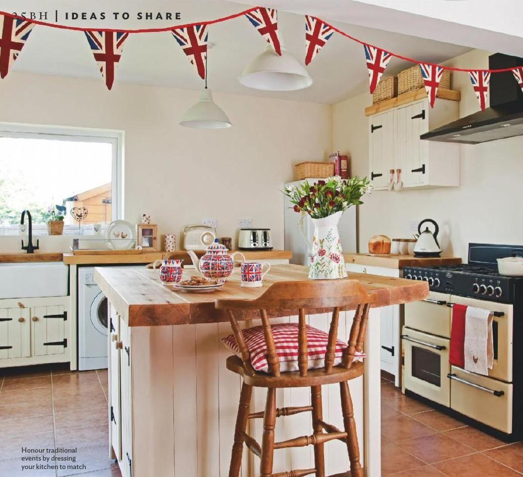 clippedonissuu from 25 beautiful homes may 2016   kitchen