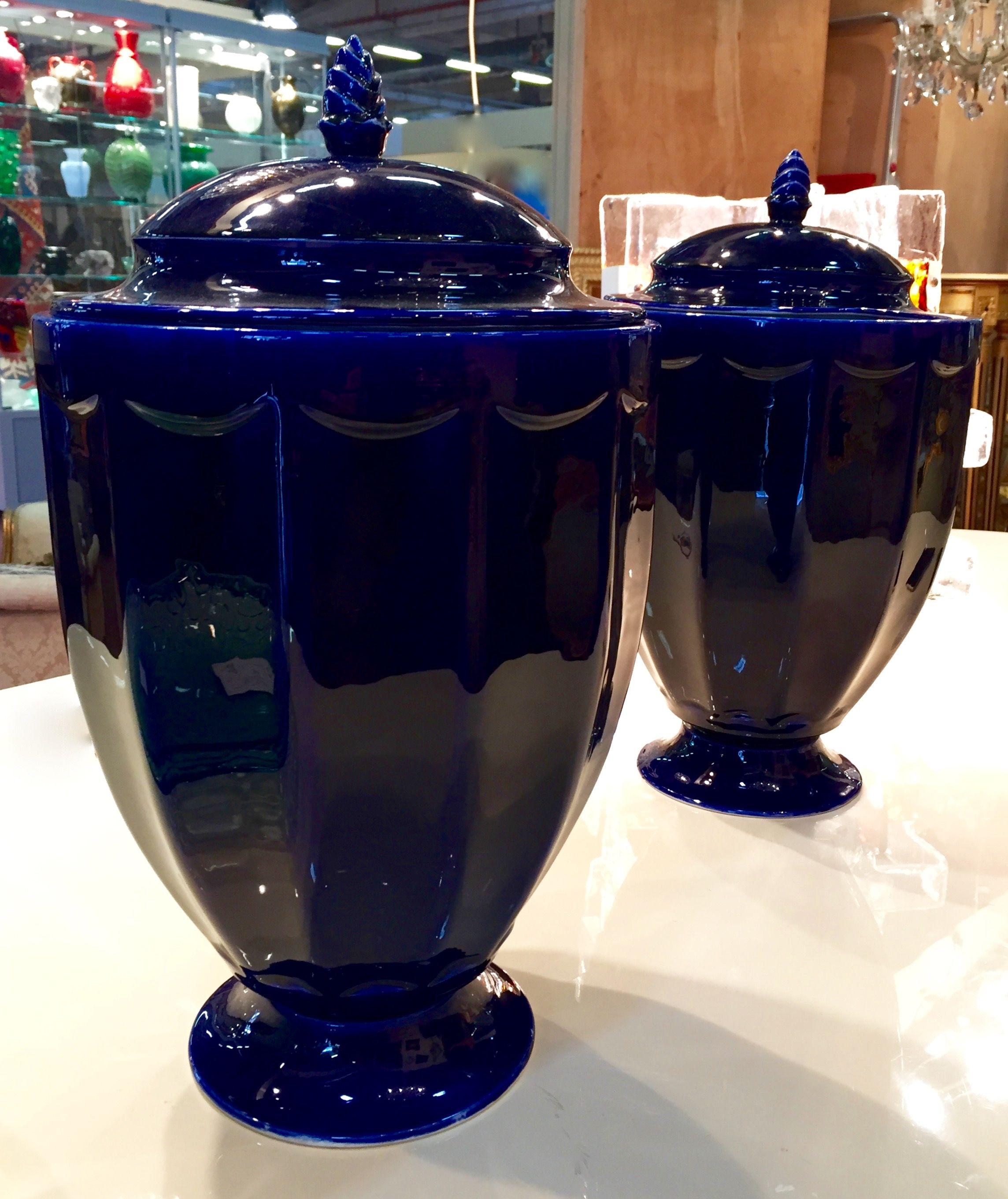 Societ ceramica italiana laveno guido andlovitz coppia for Arredamento artistico