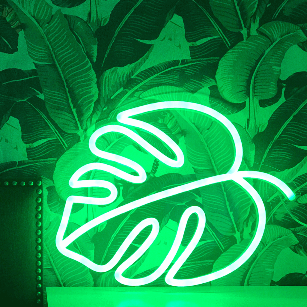 Aesthetic Neon Green Pictures