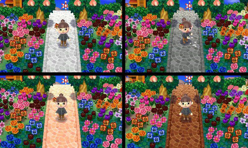 Animal Crossing New Leaf Hhd Qr Code Paths Acnlcepelu