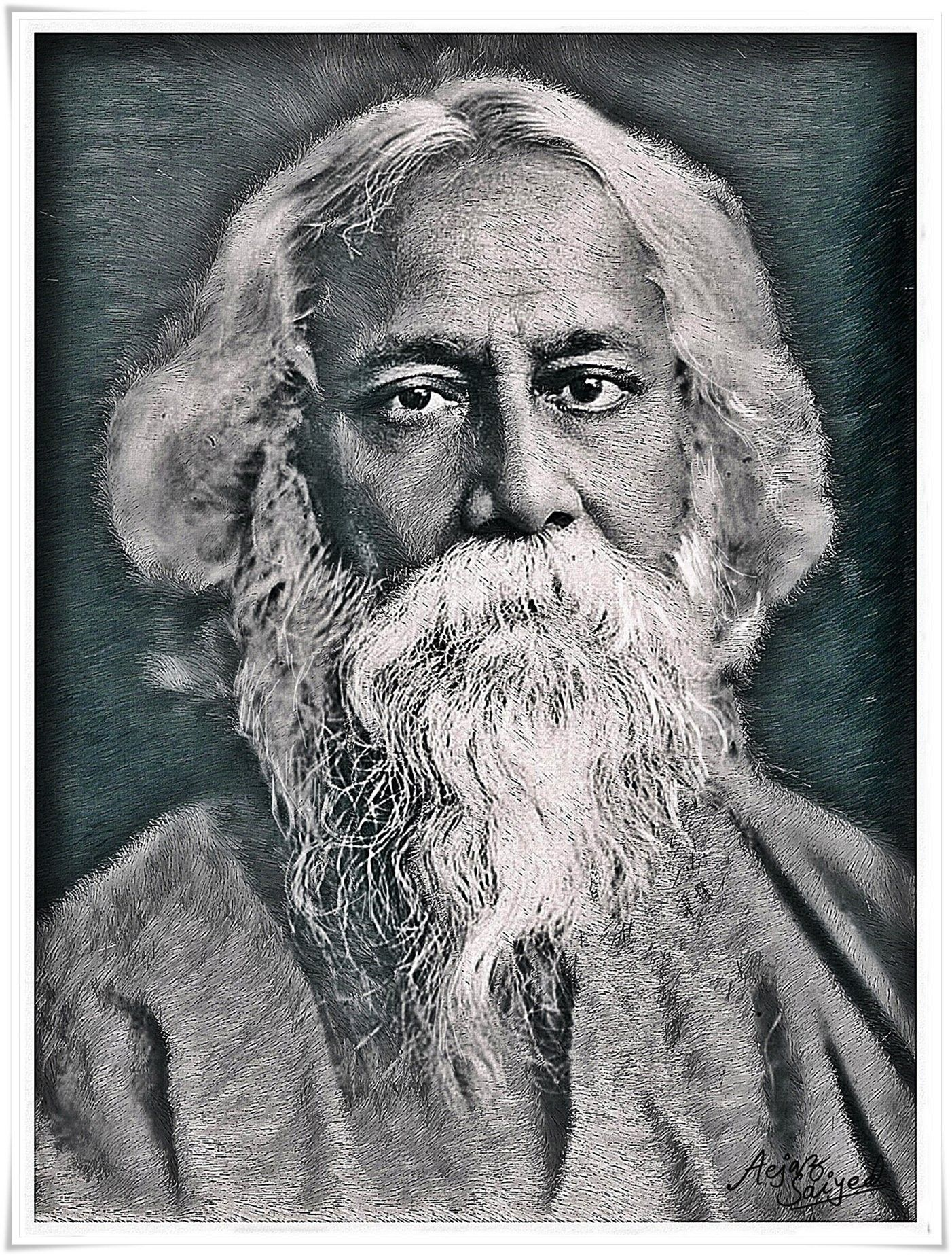 Rabindranath tagore rabindranath tagore image search pencil drawings contemporary art sketches