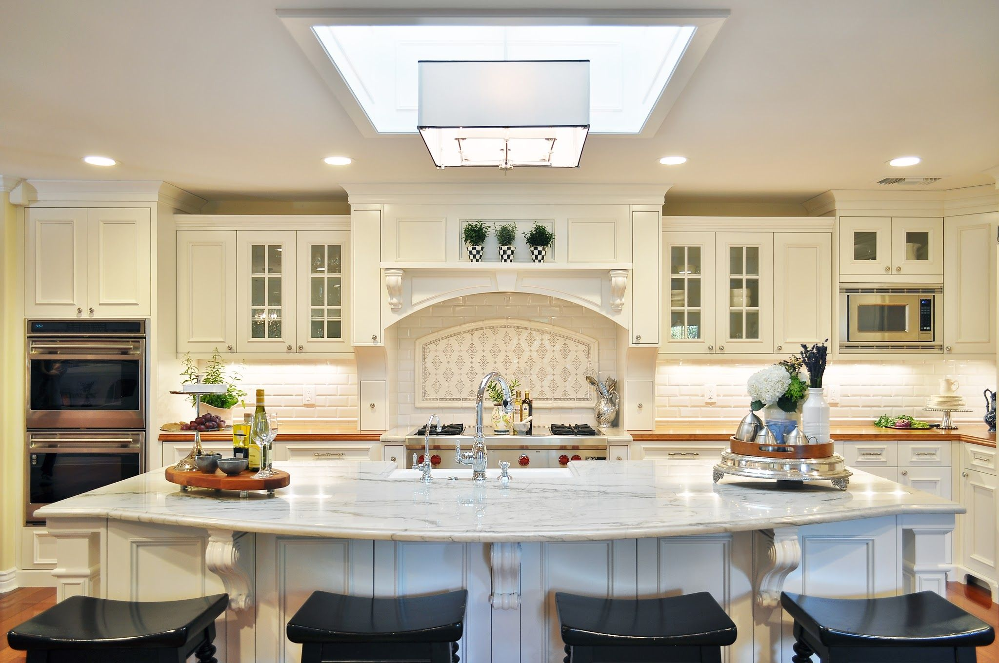 Classic and Beautiful French Country Kitchen   Pankow Kitchen ...